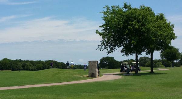 Old Golf Course, White Bluff Resort